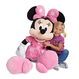 Minnie Mouse Giant Soft Toy