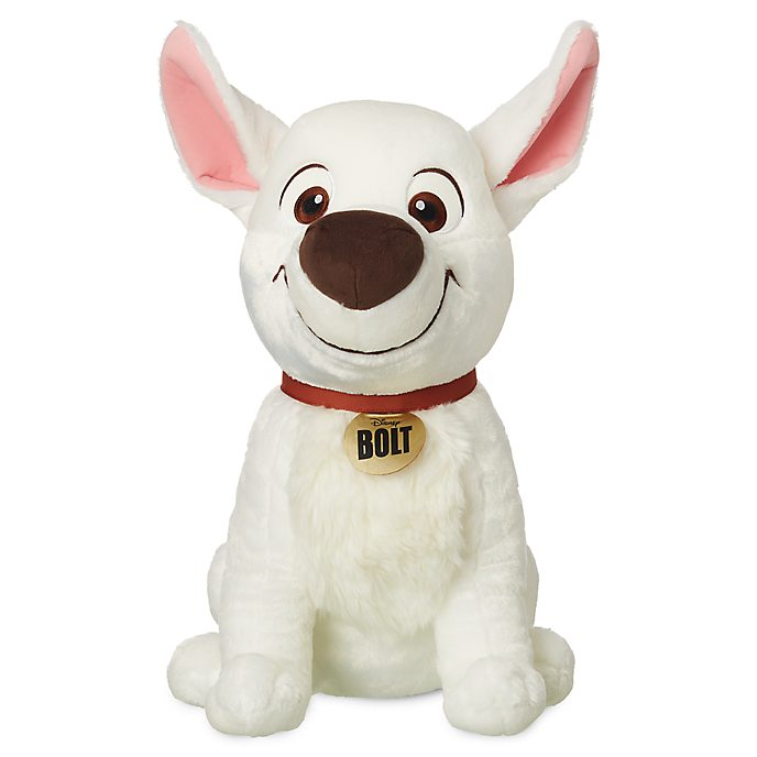 Disney Store Bolt Large Soft Toy