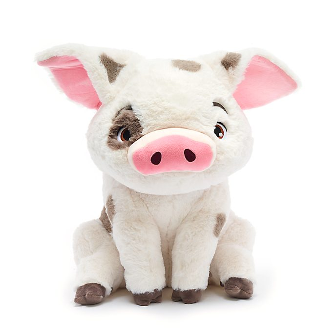Disney Store Pua Large Soft Toy