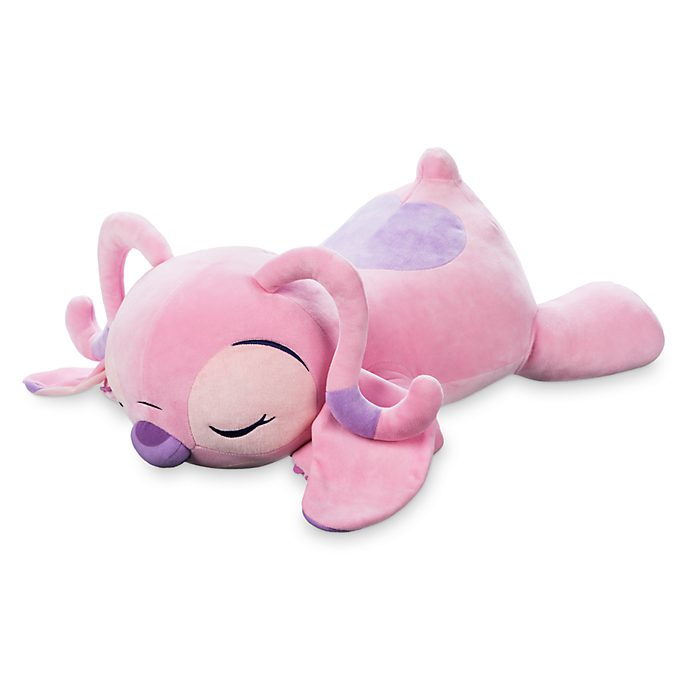 Disney Store Angel Cuddleez Large Soft Toy