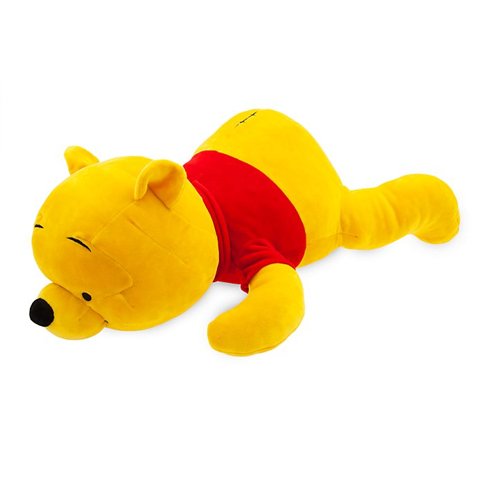 Disney Store Grande peluche Winnie l'Ourson, édition Cuddleez