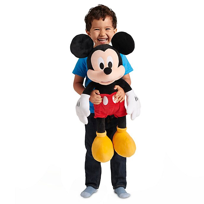 Disney Store Mickey Mouse Large Soft Toy