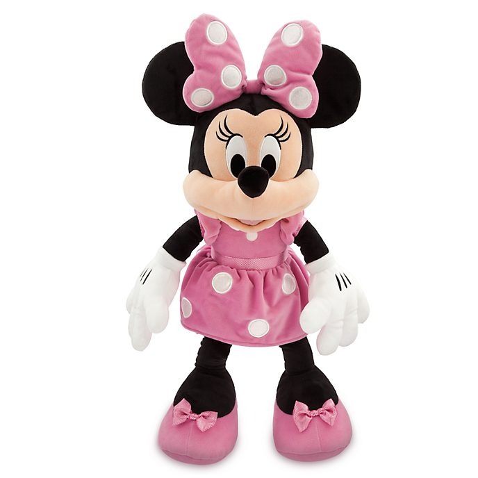Disney Store - Minnie Maus - Kuschelpuppe