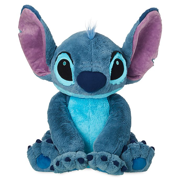 Disney Store Stitch Large Soft Toy