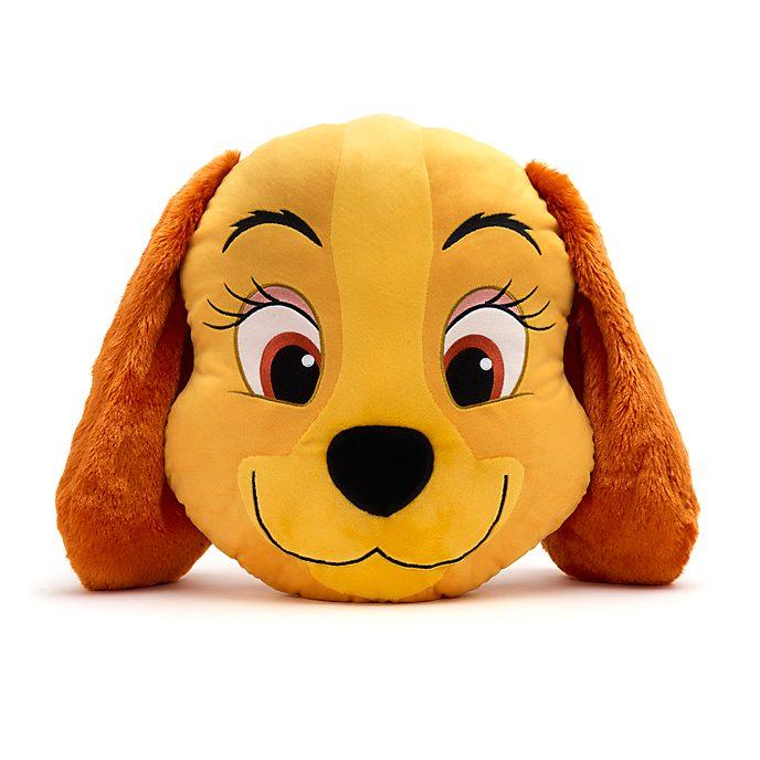 Cuscino con volto Lilli Disney Store