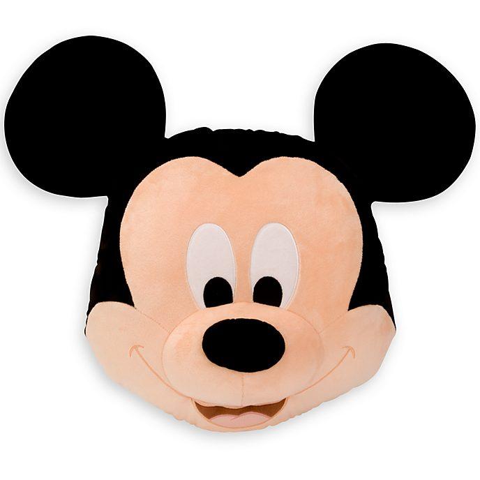 Cojín grande con cara de Mickey Mouse, Disney Store