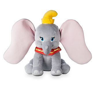 Peluche grande Dumbo seduto Disney Store