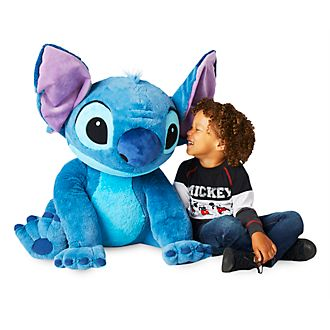Disney Store Stitch Giant Soft Toy