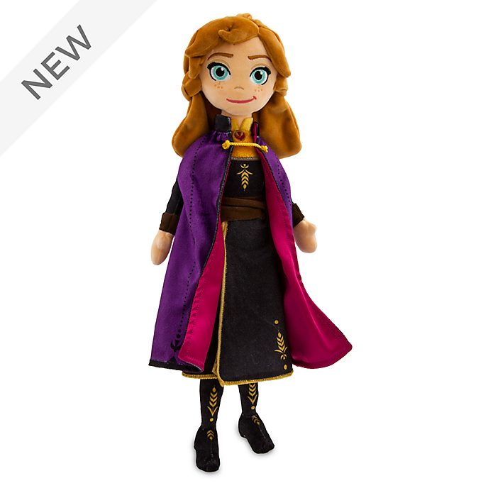 Disney Store Anna Soft Toy Doll, Frozen 2