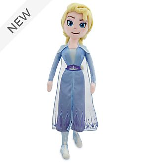 Disney Store Elsa Soft Toy Doll, Frozen 2