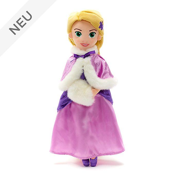 Disney Store - Rapunzel - Winterliche Stoffpuppe