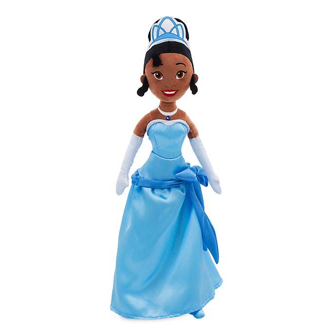 Disney Store Tiana 10th Anniversary Soft Toy Doll