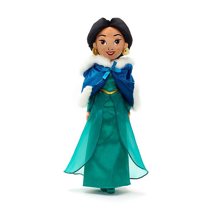 Disney Store Poupée de chiffon Jasmine en hiver