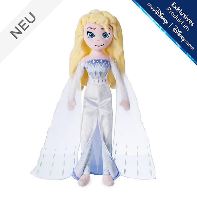 Disney Store - Die Eiskönigin2 - Elsa die Eiskönigin - Stoffpuppe