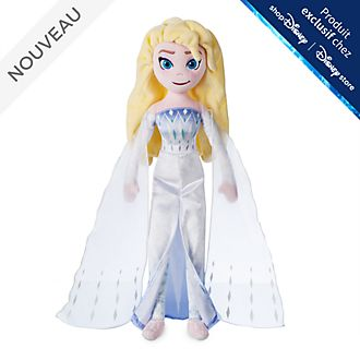 Disney Store Poupée de chiffon Elsa la Reine des Neiges, La Reine des Neiges2