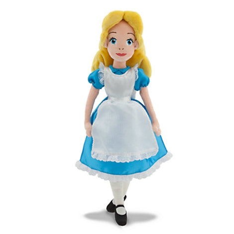 Alice Soft Toy Doll