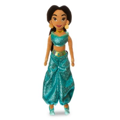 Princess Jasmine Soft Toy Doll