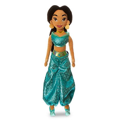 Prinsesse Jasmin plysdukke