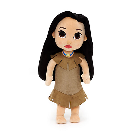 Disney Animators Collection - Pocahontas Stoffpuppe