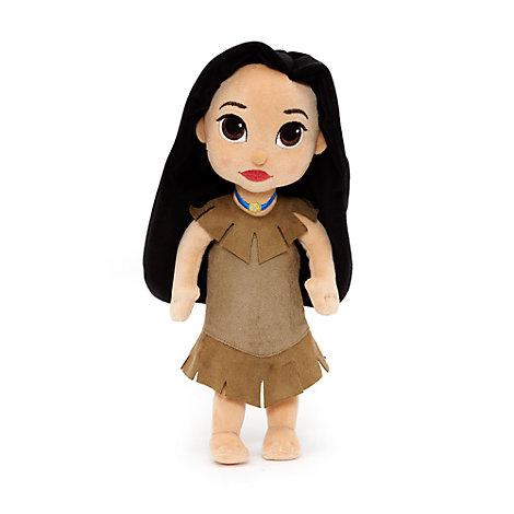 Bambola di peluche Pocahontas, Disney Animators Collection