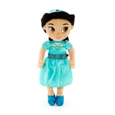 Peluche pequeño  Yasmín niña, colección Disney Animators