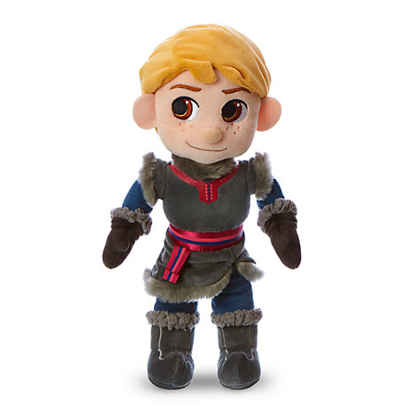 Petite peluche Kristoff de La Reine des Neiges Collection Disney Animators