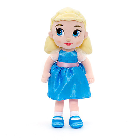 Muñeca peluche Cenicienta, Disney Animators