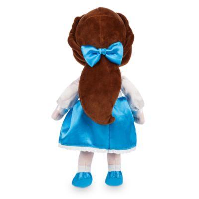 Peluche pequeño Bella niña, colección Disney Animators