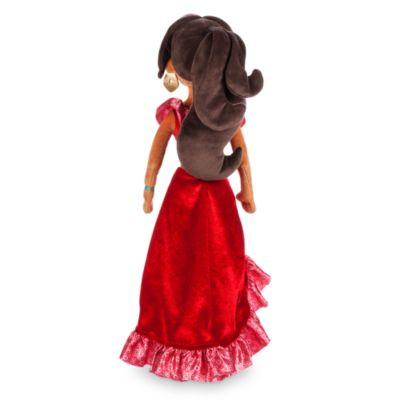 Elena Soft Toy Doll, Elena of Avalor