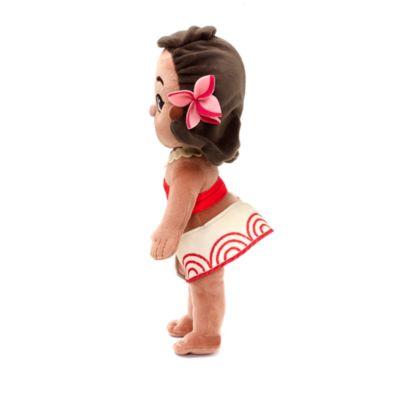 Muñeca peluche Vaiana niña