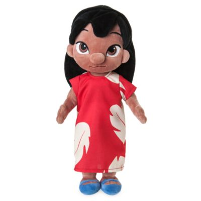 Poupée en peluche Lilo de la collection Disney Animators