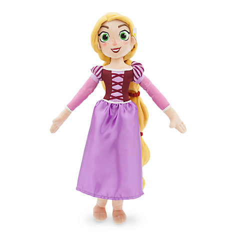 Rapunzel Soft Toy Doll, Tangled The Series