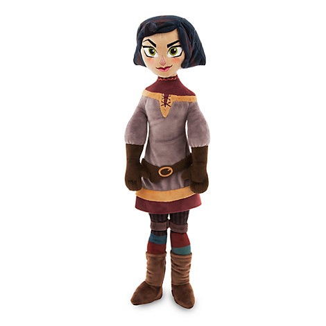 Cassandra Soft Toy Doll, Tangled The Series