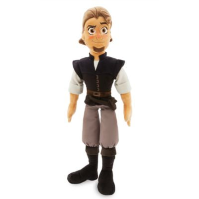 Muñeco de peluche de Flynn Rider de Enredados: la serie