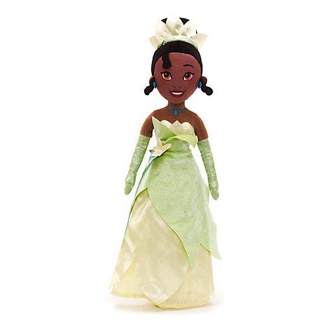 Tiana plysdukke, Prinsessen og frøen