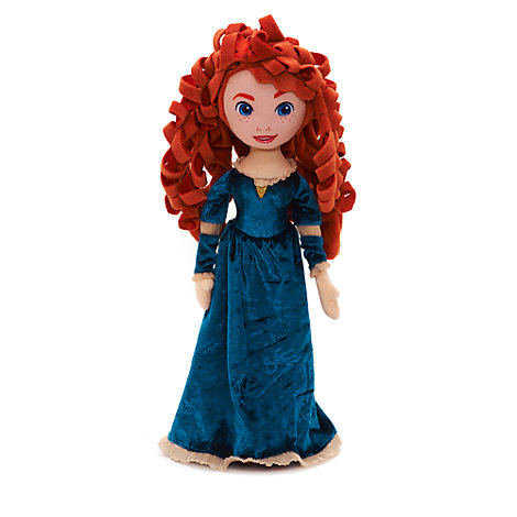 Merida - Legende der Highlands - Merida Stoffpuppe