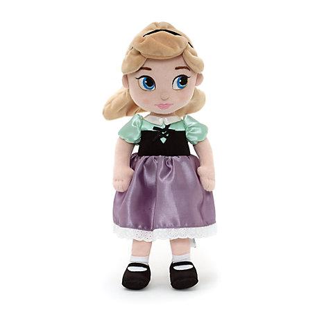 Peluche pequeño Aurora, La Bella Durmiente; colección Disney Animators