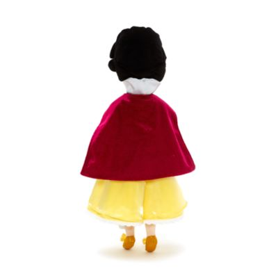 Muñeca de peluche Blancanieves