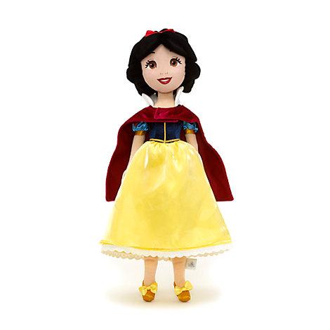Bambola di peluche Biancaneve