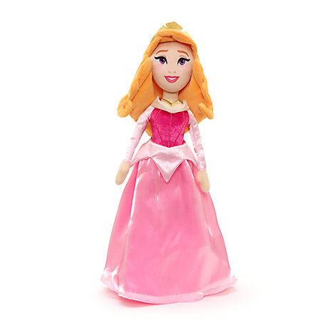 Aurora Soft Toy Doll, Sleeping Beauty