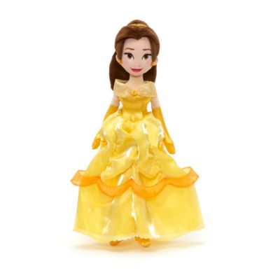 Belle Soft Toy Doll, Beauty And The Beast