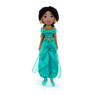 Poupée en peluche Jasmine d'Aladdin