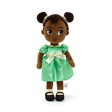 Disney Animators' Collection Tiana Small Soft Toy