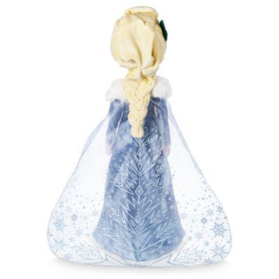 Poupée en peluche Elsa, Joyeuses Fêtes avec Olaf