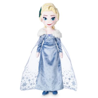 Elsa plysdukke, Olafs Frost Eventyr