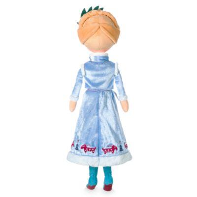 Bambola di peluche Anna, Frozen - Le Avventure di Olaf