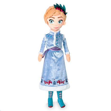 Anna Soft Doll, Olaf's Frozen Adventure