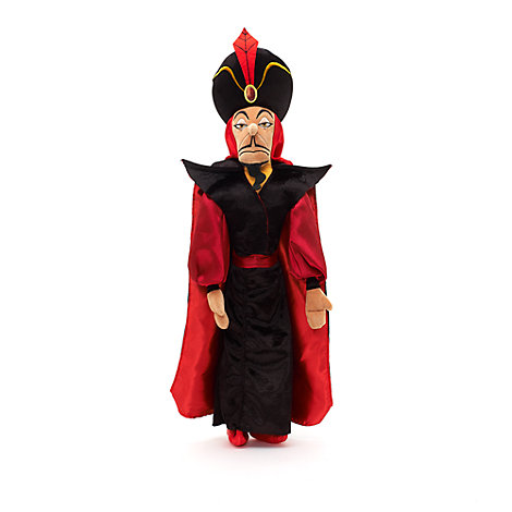 Jafar Medium Soft Toy, Aladdin