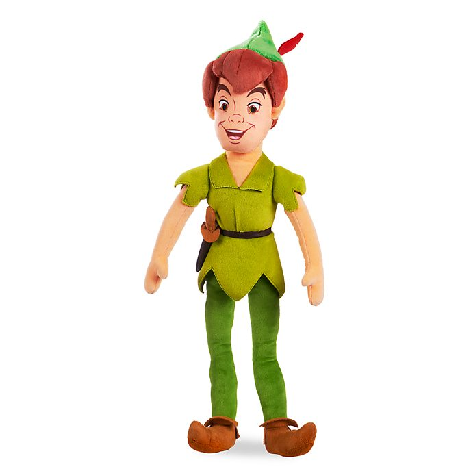 Peter Pan Soft Toy Doll