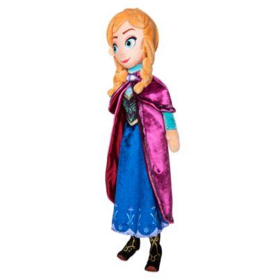 Muñeca peluche Anna